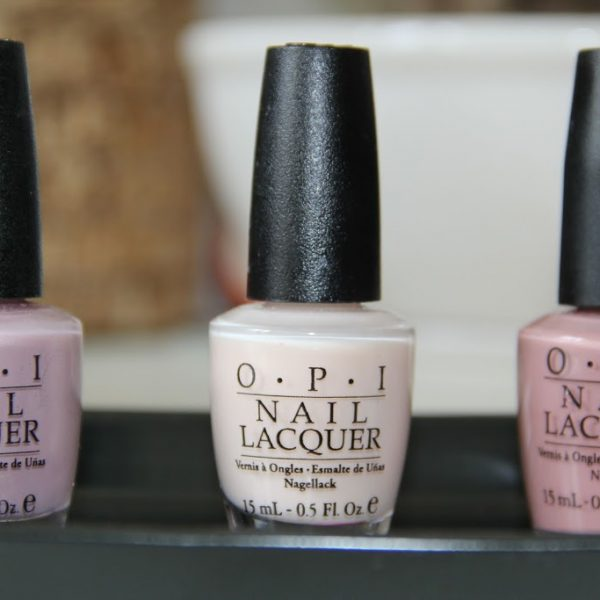 OPI Trendy Summer Nails