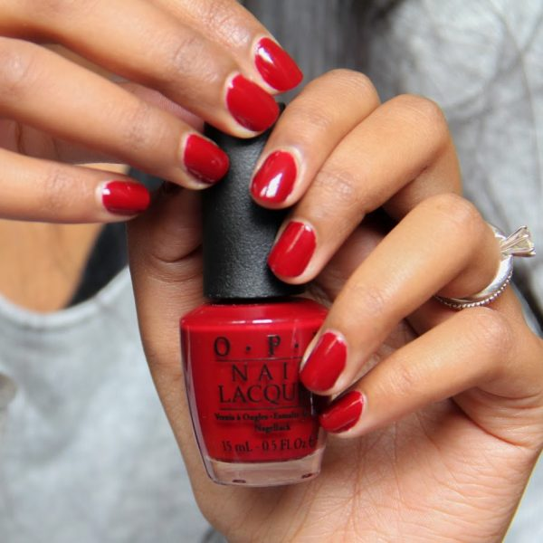 OPI: Got The Blues For Red