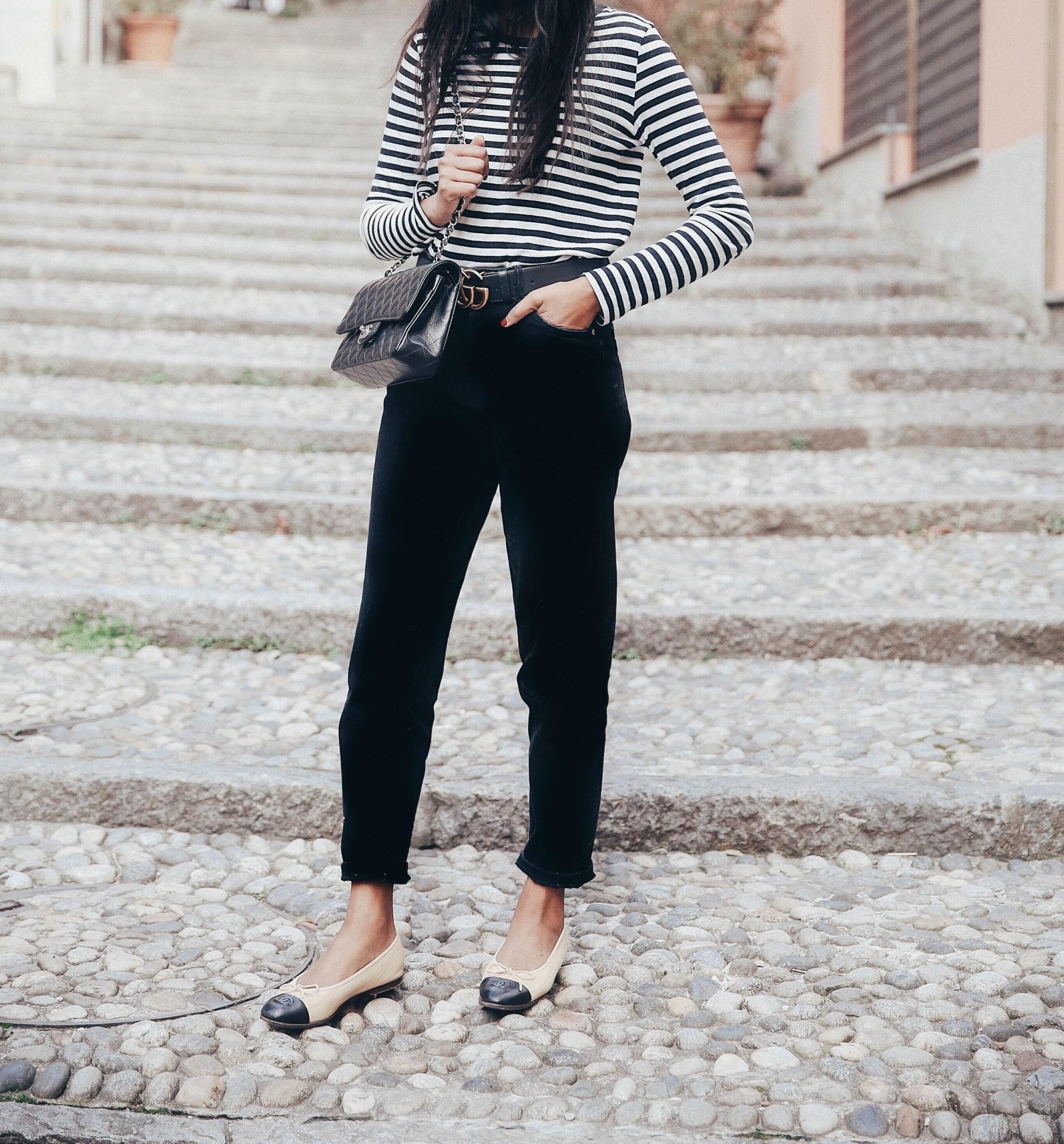 Chanel medium flap review