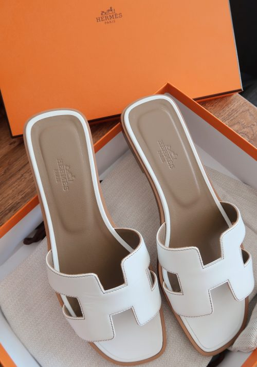 Hermes Oran Sandals Review