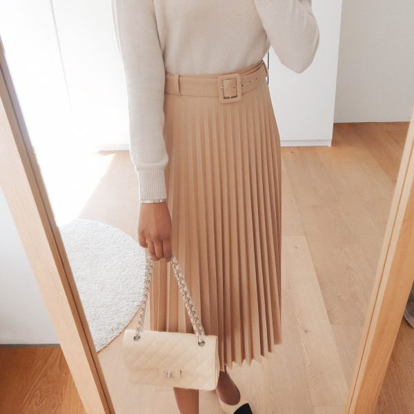 Mixing high street and high-end pieces – autumn edition
