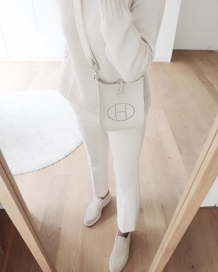 Classic neutral outfits