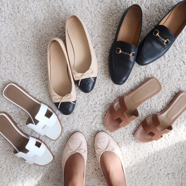 Flats for spring and summer